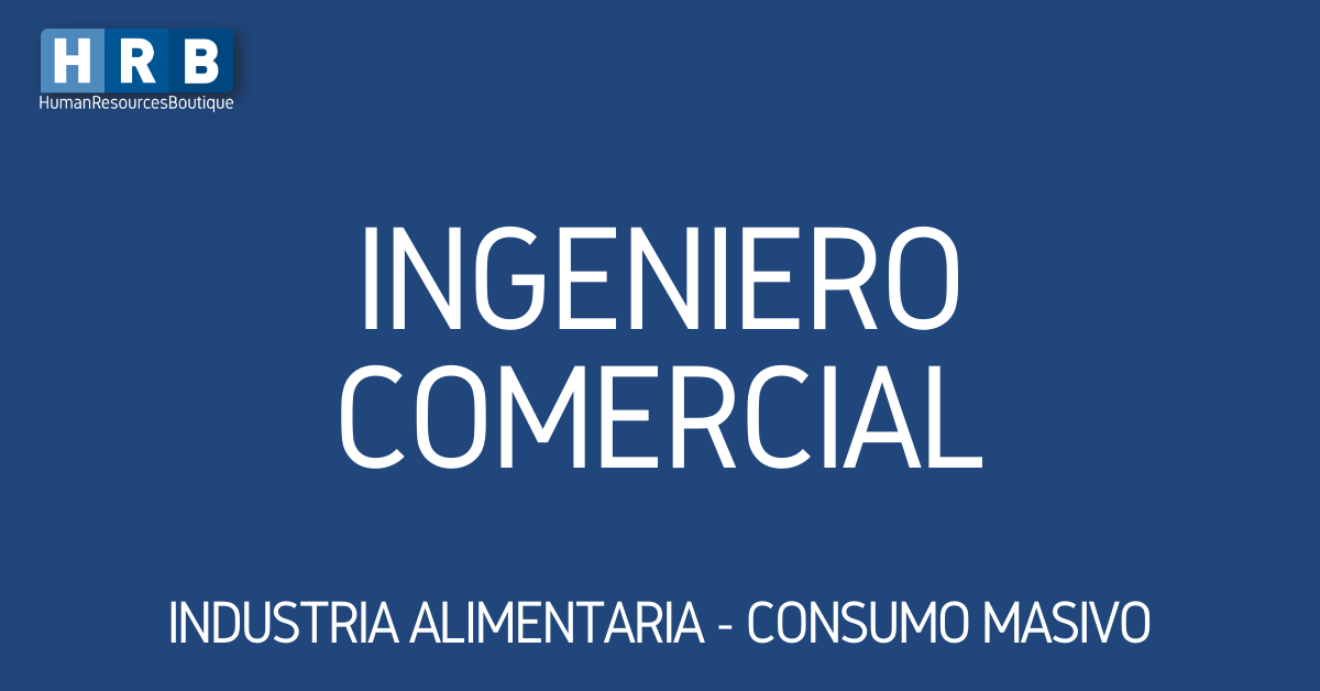 INGENIERO COMERCIAL